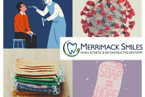 Merrimack Smiles rapid covid-19 testing